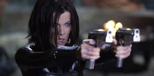 """Inframundo: El despertar"" con Kate Beckinsale"