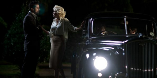Michelle Williams es Marilyn Monroe