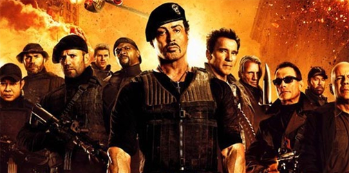 Estreno de cine: Los Indestructibles 2 (The Expendables 2)