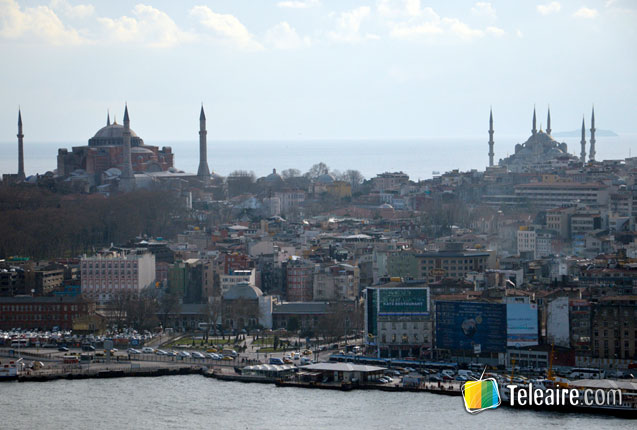 Estambul, un destino imperdible en Turquía