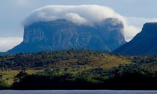 Destino imperdible: el Monte Roraima