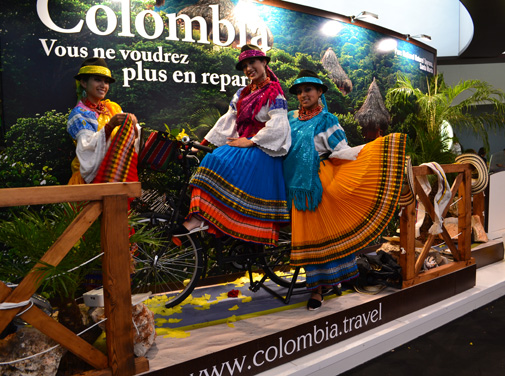 Stand Colombia IFTM 2012