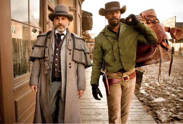 Django Unchained en California