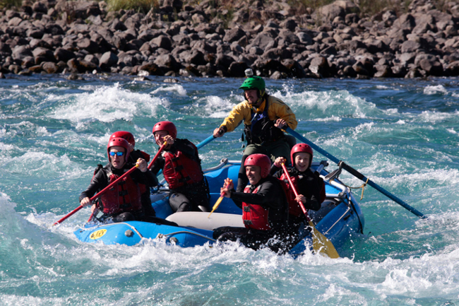 Rafting_Chile