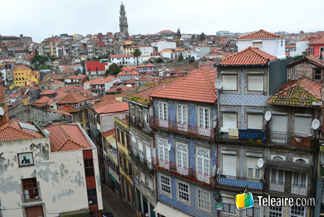 Webcam desde Oporto, Portugal