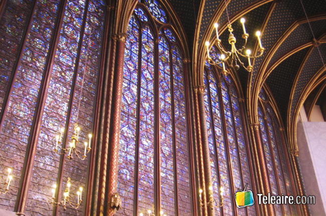 Saint Chapelle Paris 2