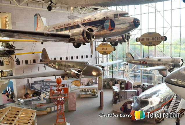 museo-de-aviacion-washington