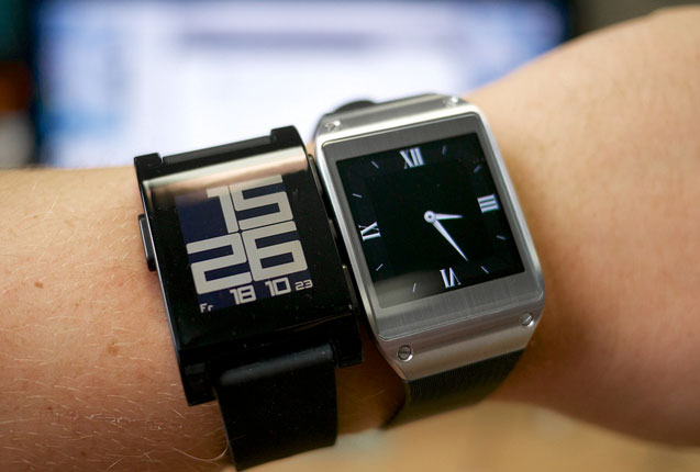 Pebble Watch, un reloj inteligente para viajeros