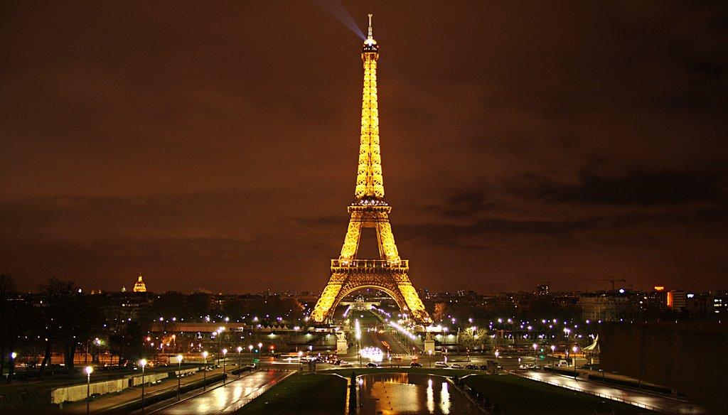 the best attitude 32a3d f6d41 París, la ciudad luz en vivo - Teleaire Multimedia