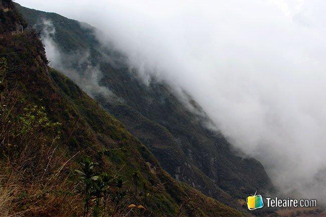 Volcán Pululahua Ecuador
