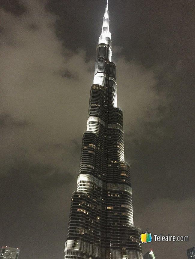 Dubai-torre Burj Khalifa
