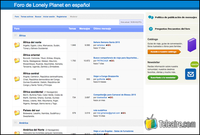 screencap de la aplicacion de lonely plant