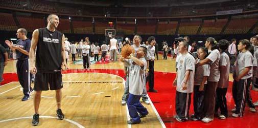 Mexico NBA Basketball