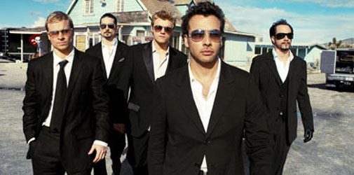 JIVE RECORDS RELEASE FIRST SINGLE FROM BACKSTREET BOYS