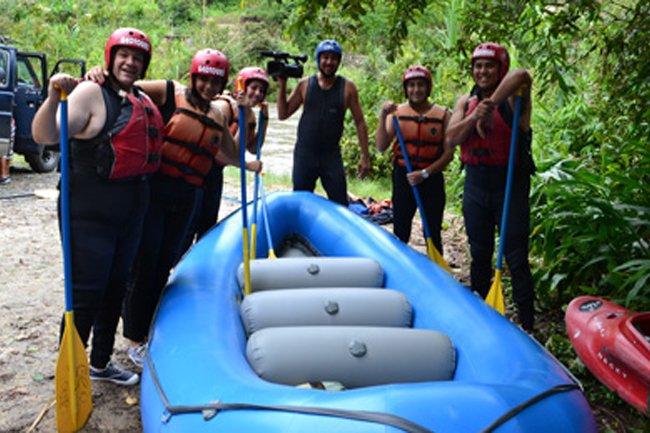 Baños de Agua Santa 100% aventura y adrenalina