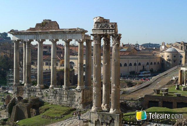 roma-ruinas-italia