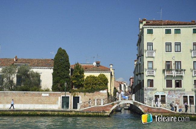 """Venecia, en Italia, escenario de """"El Turista"""""""