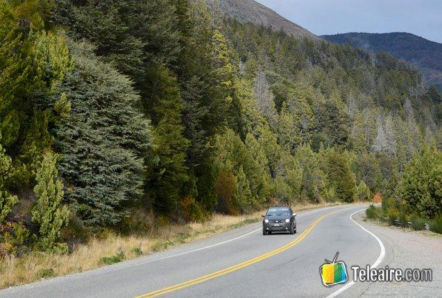 ruta argentina hacia chile