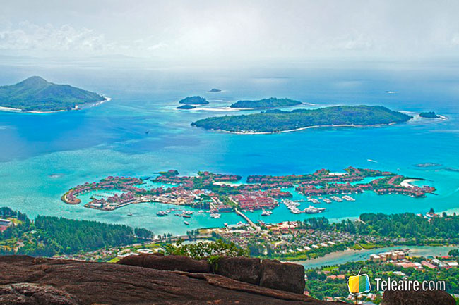 seychelles panorámica