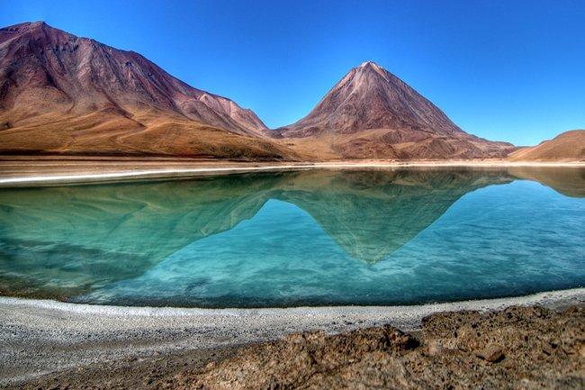Turismo en Bolivia: la Laguna Verde