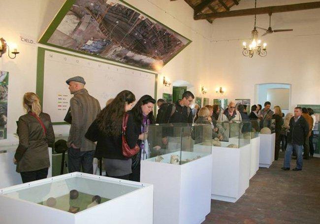 Exposición sobre Naufragio en Buenos Aires