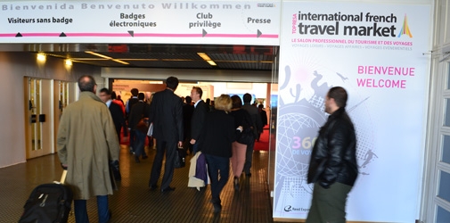 International French Travel Market