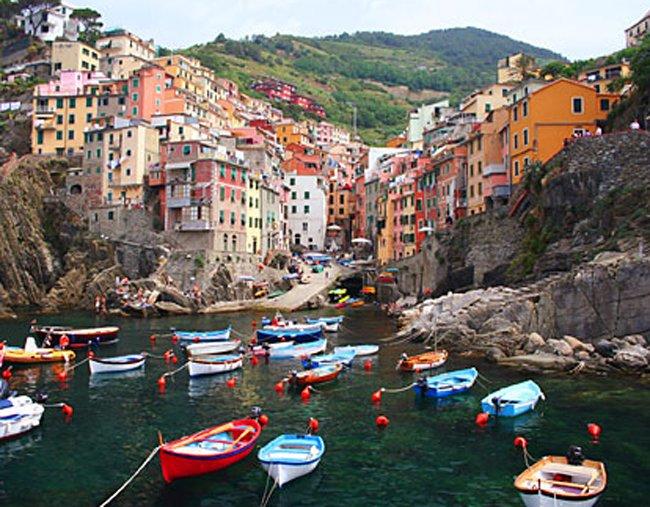 Ranking de las ciudades más coloridas del mundo
