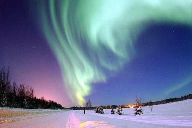 Las auroras boreales se pueden escuchar