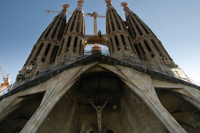 La Sagrada Familia estará terminada en 2026