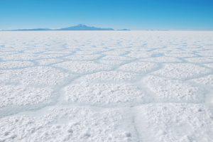 La sal del salar de Uyuni es la mejor para el consumo humano