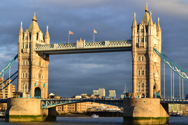 Cosas importantes de Londres: la historia de Tower Bridge