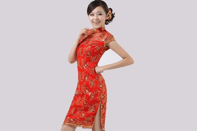 wholesale dealer dfb99 6e7b8 Los mejores costureros de trajes tradicionales chinos se encuentran en las  calles Changle y Miaoming. Sorprende la rapidez de los profesionales, ...