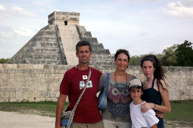 Che Toba o cómo viajar en familia