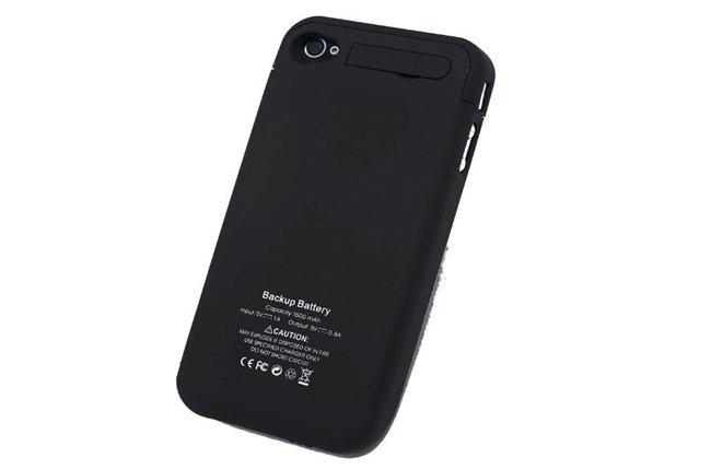 Funda con bateria iPhone