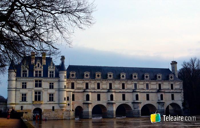 Castillo de las Damas en Chenoceaux, Valle del Loira