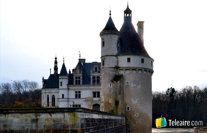 Castillo de las Damas en Chenoceaux, Francia