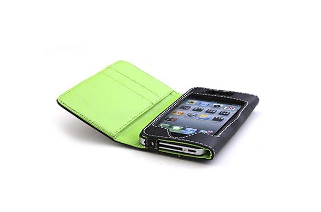 Funda cartera para móvil