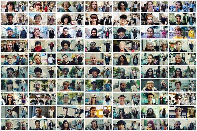 Fotografiando 1001 desconocidos por el mundo