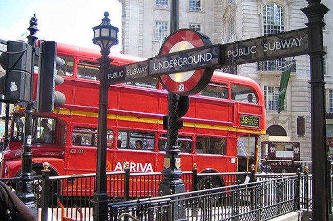 Londres tiene el metro más antiguo del mundo