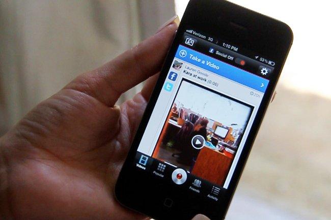 Socialcam, comparte fotos y vídeos