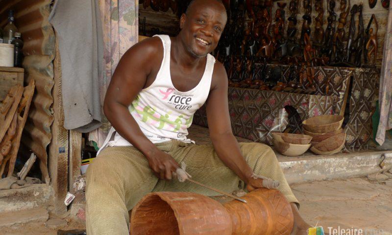 Fabricante de yembé