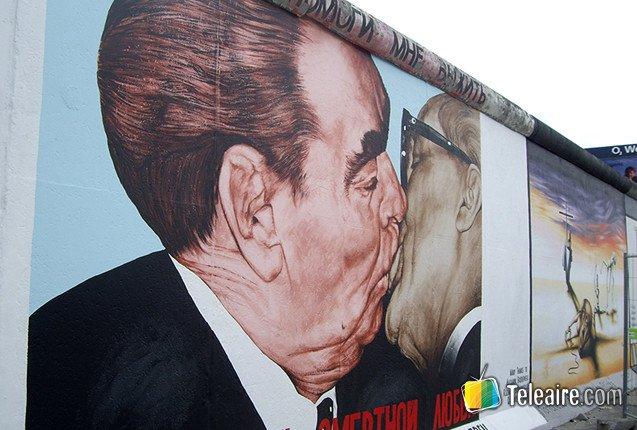 Arte en el mundo de Berlin