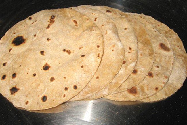 Chapati_India