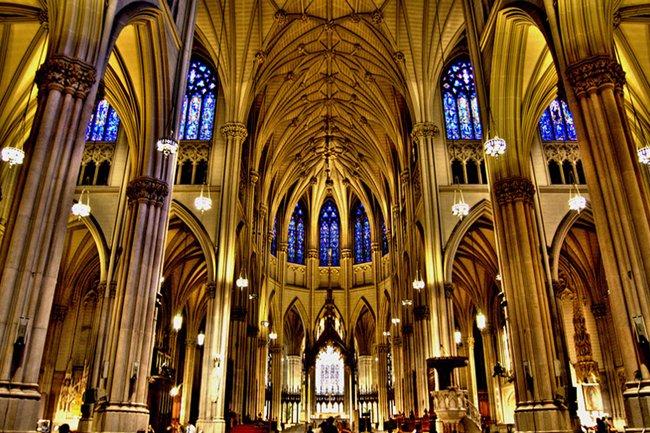 Catedral de San Patricio en Nueva York
