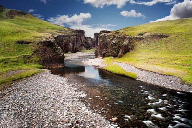 Islandia_Fjaðrárgljúfur