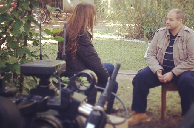 Entrevista en Panorama Argentino para CN23