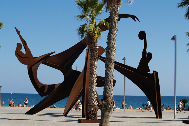 Playas_Barcelona