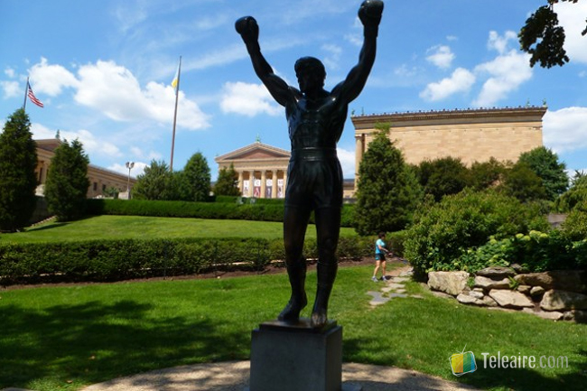 Rocky Balboa en Filadelfia - Teleaire Multimedia 0aa2e1cab