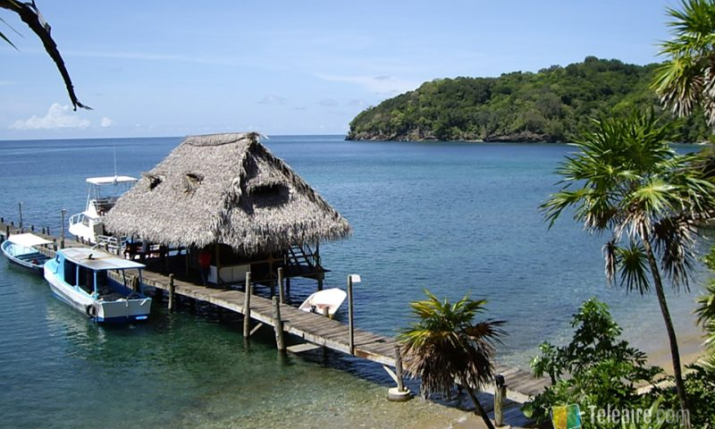 Playas paradisíacas, Caribe... todo junto en Honduras