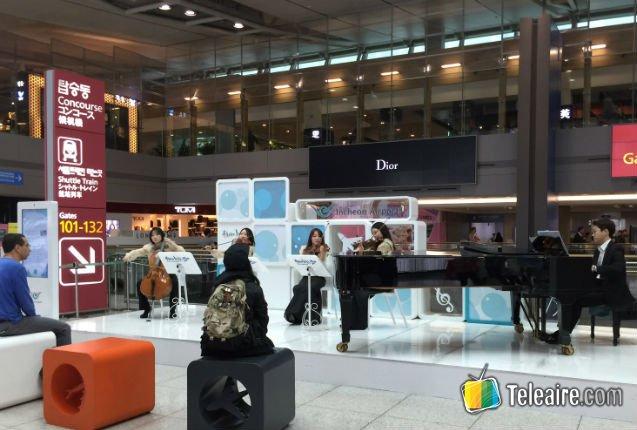 Aeropuerto de Seoul